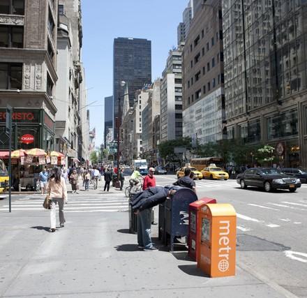 schlechte verstecke / new york 2011 / foto: nils hendrik mueller