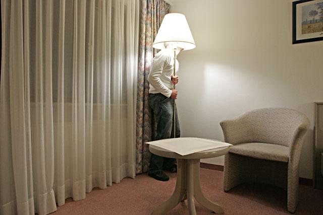 schlechte verstecke / erfweiler 2005 / foto: nils hendrik mueller