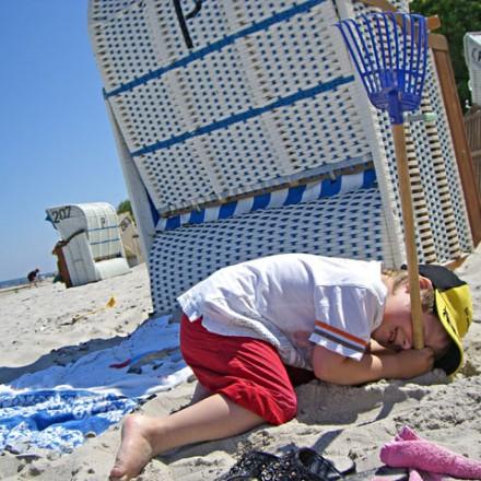 schlechte verstecke / travemünde 2006 / foto: nils hendrik mueller