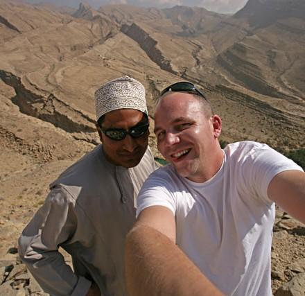 schlechte verstecke / al yahmadi 2006 / foto: nils hendrik mueller