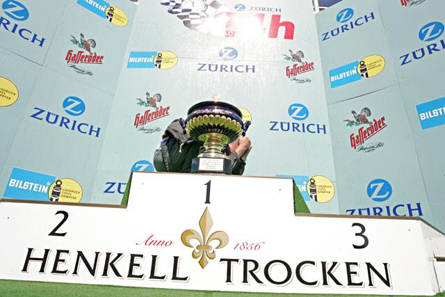 schlechte verstecke / nürburgring 2005 / foto: nils hendrik mueller
