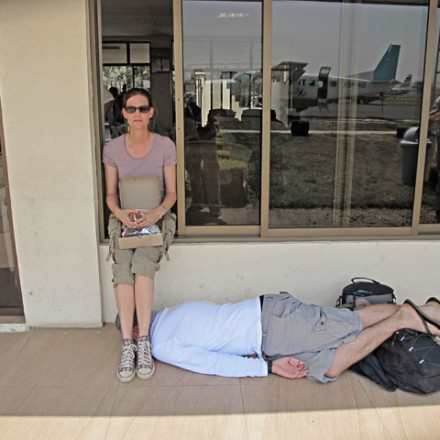 schlechte verstecke / arusha 2011 / foto: nils hendrik mueller